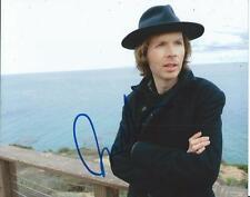 Beck Hansen Singer Loser Hand Signed 8x10 Photo Autographed w/COA Proof
