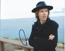 Beck Hansen Singer Loser Hand Signed 8x10 Photo Autographed w/COA Proof