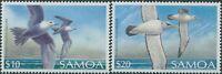 Samoa 1988 SG802-803 Bird set MNH