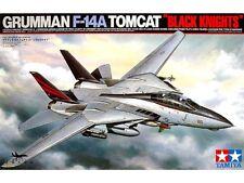Tamiya 60313 1/32 U.S Aircraft Model Kit USN Grumman F-14A Tomcat Black Knights