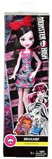 NEW OFFICIAL MONSTER HIGH DRACULAURA EMOJI DRESS DOLL