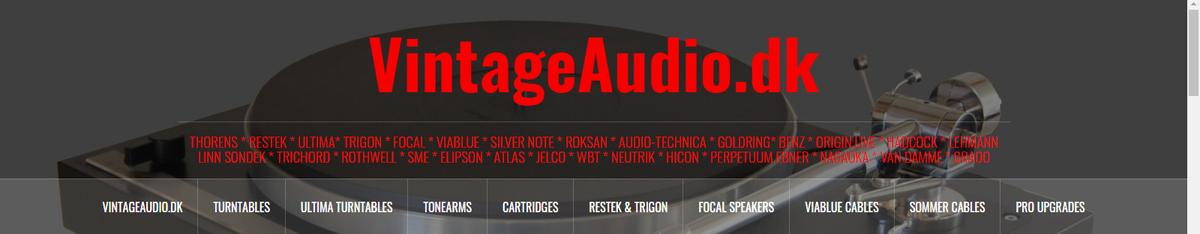 VintageAudio Ltd.