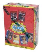 1991 Fleer Basketball Update Series Unopened Factory Sealed Box - 36 Packs