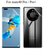 For Huawei Mate 40 Pro / Pro+ IMAK HD / Matte Flexible Hydrogel Screen Protector