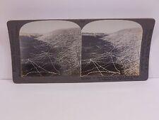 Keystone Stereoview #V18880,WWI,Sea of Barbed Wire Bulgarian Lines, Saloniki