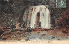 Environs de la BOUBOULE - La cascade de la vernière