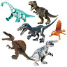 Jurassic World Dinosaur Figure New Velociraptor Action Model Toy Gifts Kids
