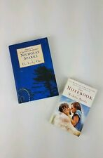 Nicholas Sparks The Lucky One Hardcover The Notebook Paperback Book Lot Tie In