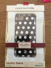 Studio Barely There iPhone 5 Case Polka Dot