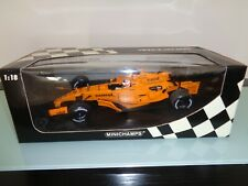 1/18 Kimi Raikkonen McLaren MP4/21 Interim Livery 2006 (Minichamps)
