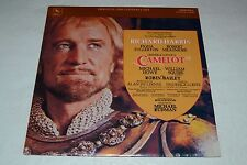 Richard Harris~Fiona Fullerton~Robert Meadmore~Camelot~Original 1982 Cast