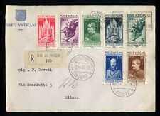 VATICANO - 1935 - Stampa Cattolica (O) su racc.  Manca il valore