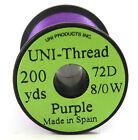 UNI 8/0 Threads