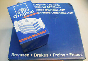 ATE Bremsscheibe 288 + Bremsbeläge VA Opel Vectra B 24012501191 13046070912