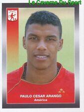 008 PAULO ARANGO AMERICA CALI STICKER PANINI COLOMBIA PRIMERA A 2008