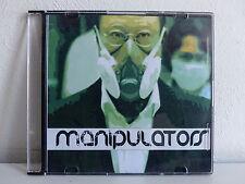 CD 3 titres Démo CDR MANIPULATORS Cougar / Bind us / Z dub