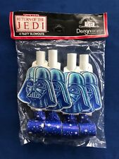 1983 Drawing Board Star Wars Vader Return of the Jedi (3) Party Blowouts Sealed