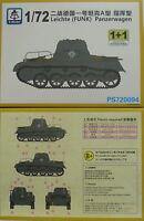 Leichter (Funk) Panzerwagen , 1/72, S-Model ,Doppelpack, Plastk, NEU,