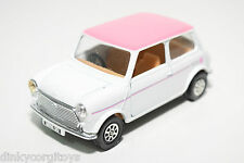 CORGI TOYS MINI ROSE WHITE WITH PINK ROOF NEAR MINT CONDITION