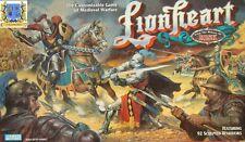 Gioco Tavolo Board Game SOCIETA' LIONHEART PARKER RISIKO Medioevo Strategia