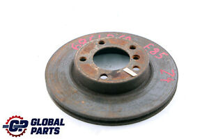 BMW Z4 Series E85 Front Left Right N/O/S Wheel Ventilated Brake Disc 286X22