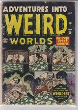 ADVENTURES INTO WEIRD WORLDS # 8