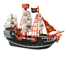 Toys For 5 Years Old Kids Preschool Children Pirate Ship Toy Fast Shipping Gift
