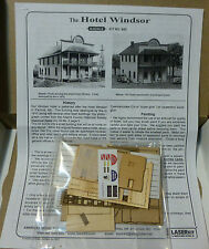 American Model Builders N #643 Wondsor Hotel (Kit) We combine Ship :)