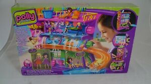 Mattel Polly Pocket Spin' N Suprise Ferienspaß-hotel   NEU & OVP