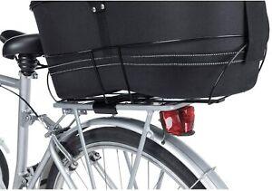 Trixie Bicycle Basket Long for Wide Bike Racks