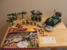 Lego 7626 Indiana Jones: Jungle Cutter