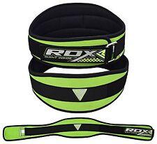 RDX Gewichthefgordel Sportschool Opleiding  Rugsteun  Macht Lumbaal Pijn S