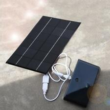 Portable 130x200mm Solar Panel USB Power Bank Battery Charger for Cell Phone
