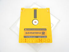 SUPER MARIO BROS 2 Disk Only Nintendo Famicom Disksystem Game dk