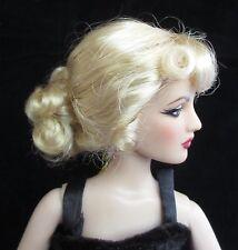 Monique CLARISSA Wig 5/6 for Tonner Tyler Antoinette Pukifee Lasher Peach Blonde