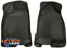 Husky Liner 32511 Black Classic Style Front Floor Liner for 04-12 GM/Isuzu 2/4WD