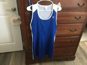 Women's K-Swiss tennis dress Size L New