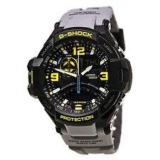 Casio G-Shock GA1000-8A G-Aviation Men's Sports Watch GA-1000-8ACR Black/Yellow