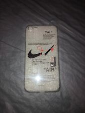 New Air Nike AJ Off White iPhone 7 IPHONE Case OFF WHITE
