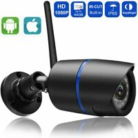 LEVCOECAM 1080P Wifi IP Camera Outdoor Wireless CCTV Audio Record Home Security