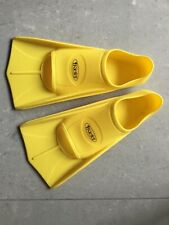 Swimming Fins Flippers by Kiefer Size 8-9 (41/42) Yellow