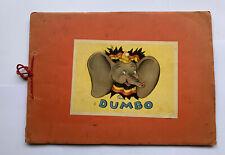 Dumbo 125 Chromos Album De Beukelaer Disney Images Stikers Complet 1942