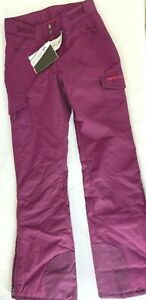 Arctix Women's Insulated Snow Pant Winter Ski Snowboarding Wind Water Resistant