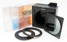 Cromatek Filter Outfit - 2 Adapter, Holder, Polariser, 3 x Filters, UK Dealer
