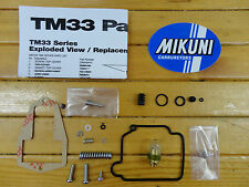 MIKUNI TM33-8012 NEW CARBURETOR REPAIR/REBUILD KIT MK-8012 GENUINE OEM MIKUNI