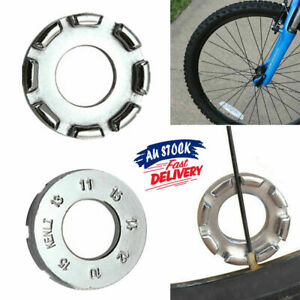 8 Way Spoke Wrench Bike Bicycle Wheel Spanner Wrench Tool Adjuster Repair Tool a