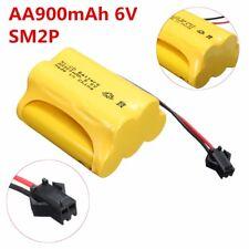 Ni-Cd AA 900mAh 6V Batterie Pour Solaire LED Ampoule SM2P Plug Voiture Jouet