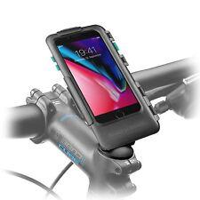 iPhone 8 PLUS Hardcase wasserdicht und verstellbare Halterung - Fahrrad Lenkkopf