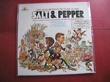 OST Salt & Pepper Simply Vinyl 2001 LP RE 1967 John Dankworth