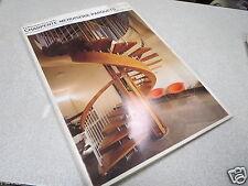 LE NOUVEAU JOURNAL DE CHARPENTE MENUISERIE PARQUETS N° 10 octobre 1973 H VIAL *
